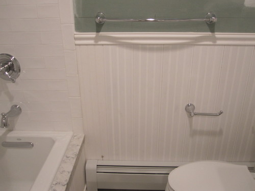 Bathroom Paint Color To Match Carrara Marble LG Viatera