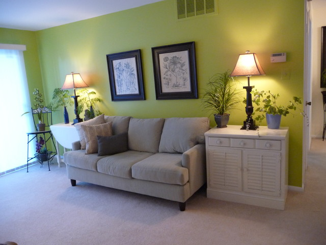 Color For Living Room Ening Posts Light Green