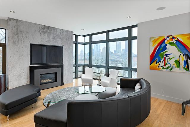 Ultra Modern Loft