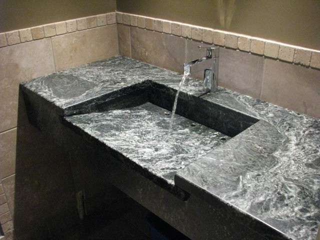 soapstone sinks - transitional - bathroom - philadelphia - by
