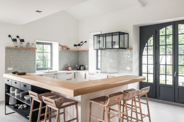 L Shaped Kitchen Sale