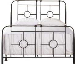Trenton Bed Set, Full, Bed Frame Included, 1859BFR