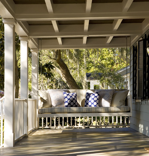 Look Porch Swing