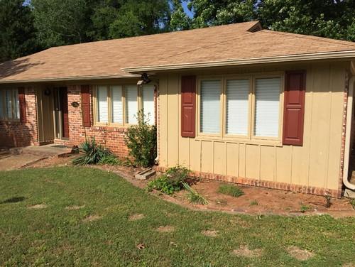 70s Brick Ranch Exterior Revival-Please Help
