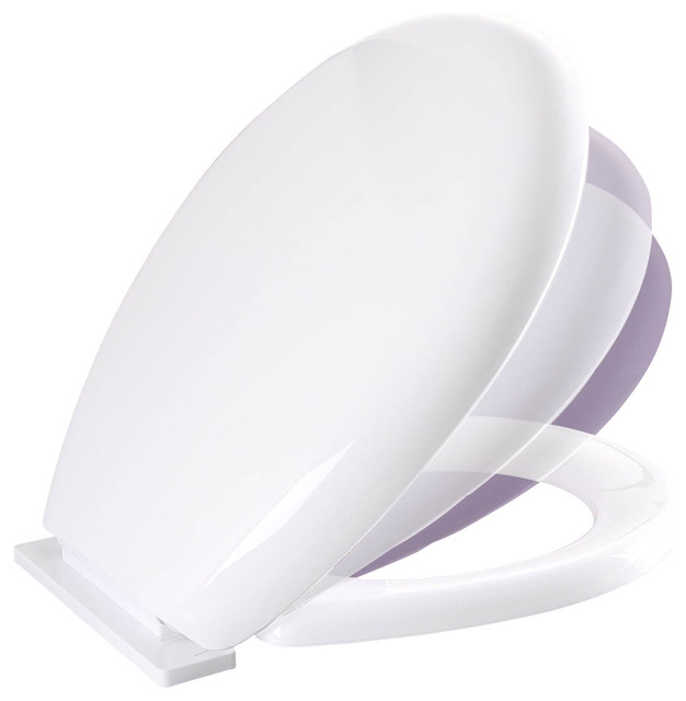 Image Result For Lumawarm Heated Nightlight Elongated Closed Front Toilet Seat In White