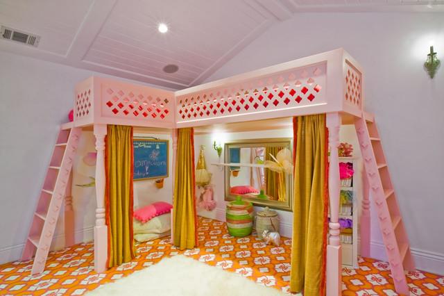 Camas de fantasía para niños