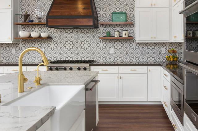 Granite Bay Design/Build transitional-kitchen
