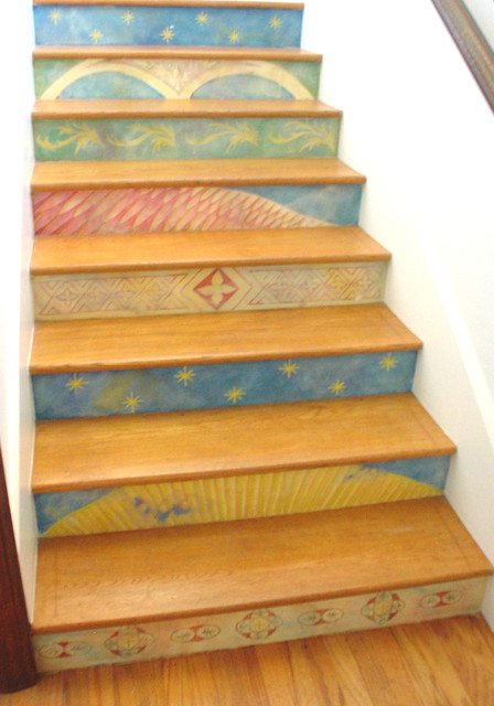 Creative Stair Risers For Your House Of Joy. Arelious Walker Stairway  Public Art And Architecture From Around