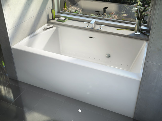 Bain Ultra Citti Tub Modern Bathtubs Detroit By