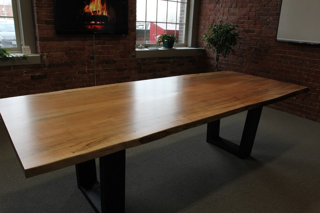 Toronto Live Edge Wood Dining Room Tables