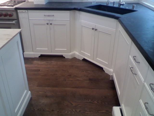 ... Ca. - Traditional - Kitchen - san francisco - by Bannister Woodworking