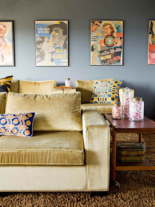 cinematic style at home