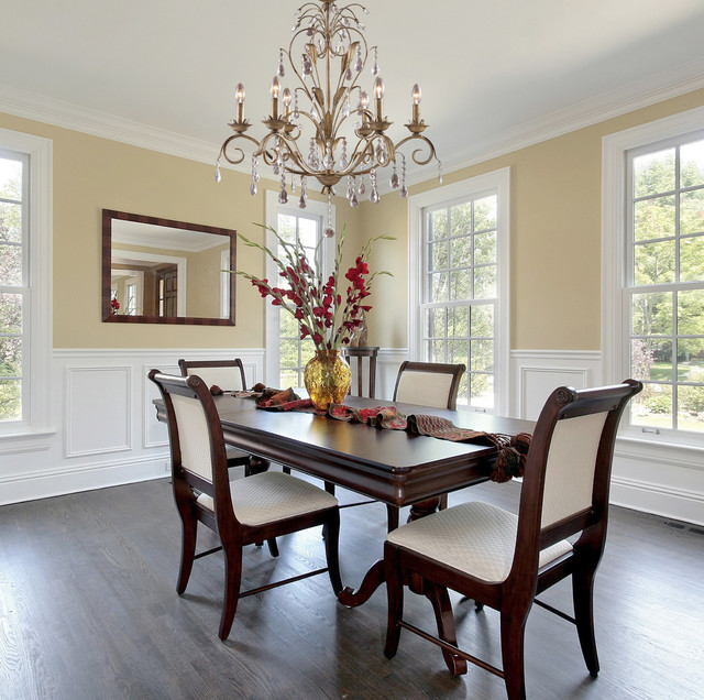 Angelite Collection 6 Light 33 Weathered Silver Bronze Crystal Chandelier Contemporary Dining