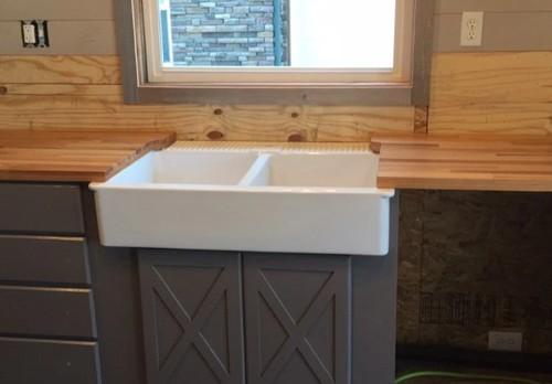 Ikea Apron Sink Undermount Home Decor