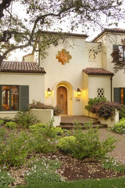 Mediterranean Exterior By Conrado Home Builders
