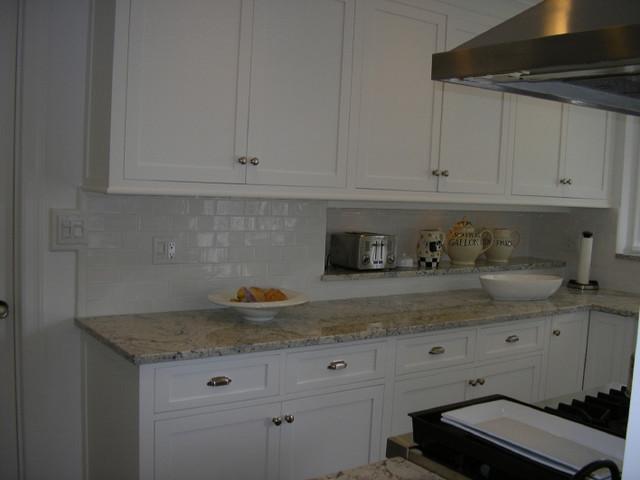 Handmade Subway Tile Kitchen Backsplash