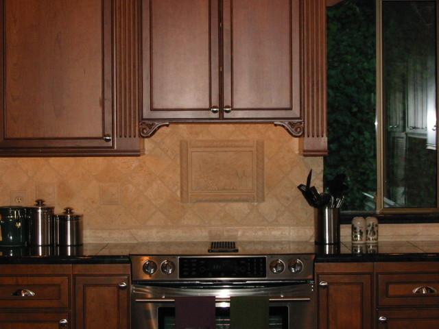 W. Kitchen Tile & Backsplash Ideas