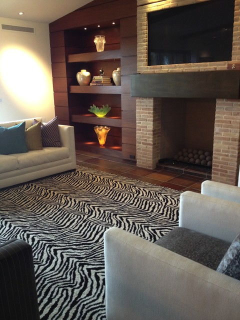 Contemporary Side Tables Living Room