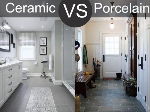 Porcelain Vs Ceramic Tile For Shower Walls Bindu Bhatia