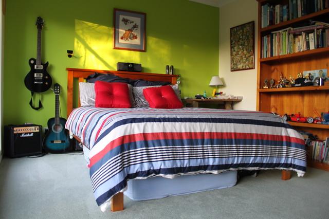 teenage boys bedroom - bedroom - other