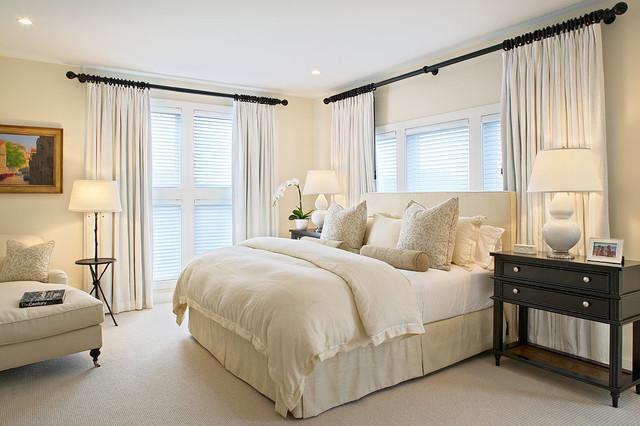 Amagansett Beach Retreat beach-style-bedroom