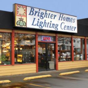 brighter homes lighting center eugene