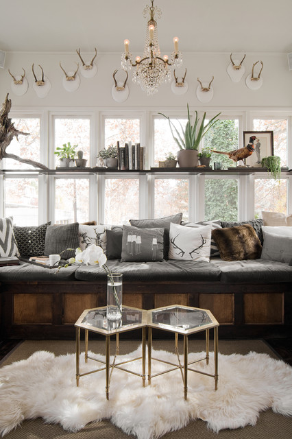 The Maryland eclectic-living-room