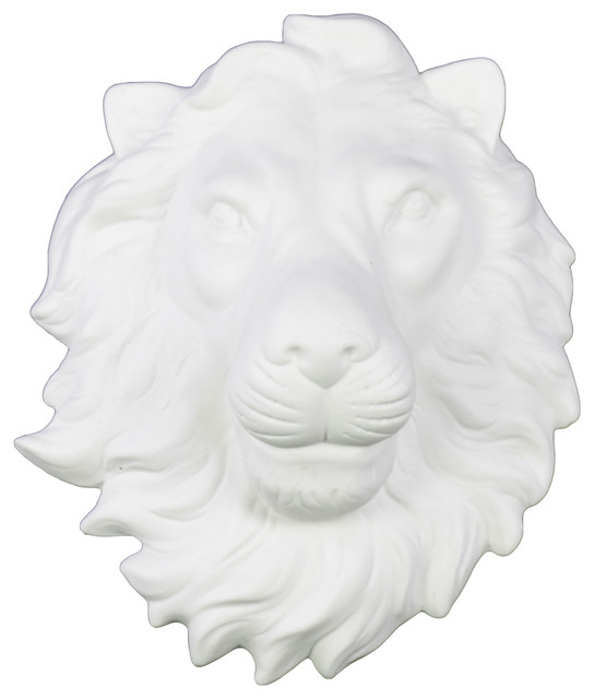 Lion Head Wall Hanging Ornament Decor Home Decoration Art