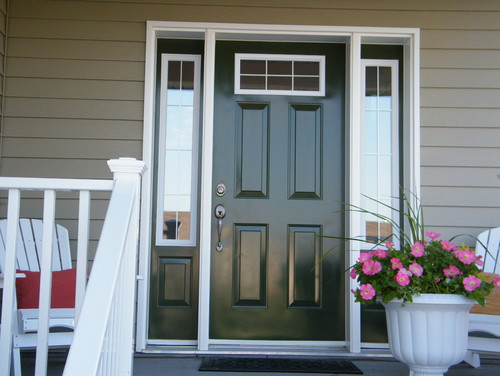 Paint Sidelights Trim Color Or Door Coloryour Thoughts