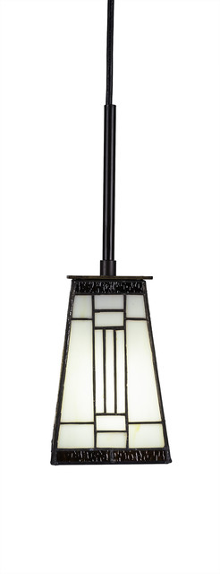 Milano 1 Light Mini Pendant