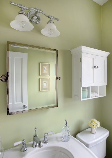 Bathroom Renovation Traditional Powder Room Chicago