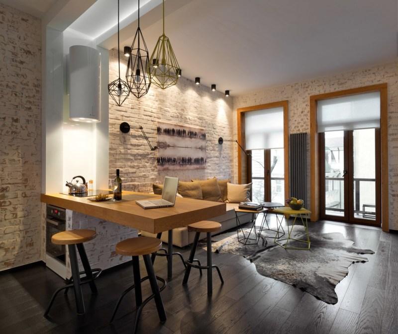 47 Incredibly Inspiring Industrial Style Kitchens: Jak Urządzić Mieszkanie W Stylu Industrialnym? Poradnik