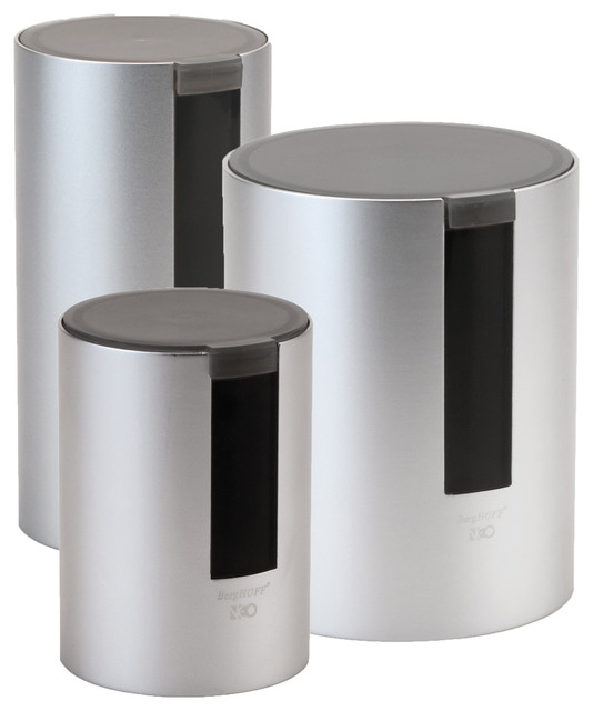 Contemporary Kitchen Accessories Canisters