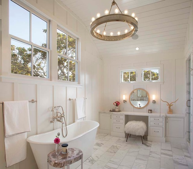 Modern Farmhouse Farmhouse Bathroom San Francisco