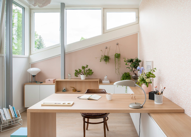 Envie D Un Bureau Zen Integrez Des Plantes A Votre Deco
