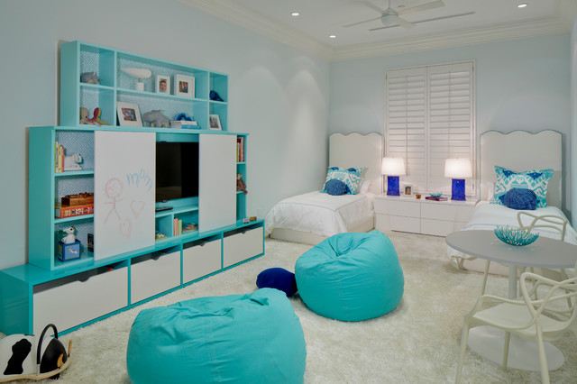 Private Residence 2 - Delray Beach, FL transitional-kids