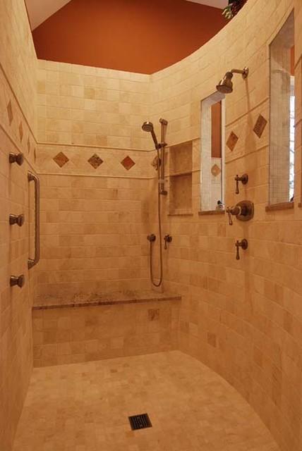 Radius Shower