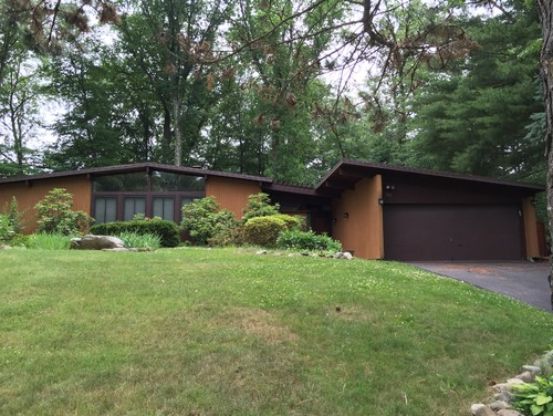 Updating 70s Home Exterior