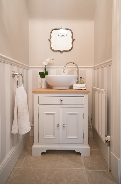 Neptune Bathroom Vanity Cabinets Traditional Powder