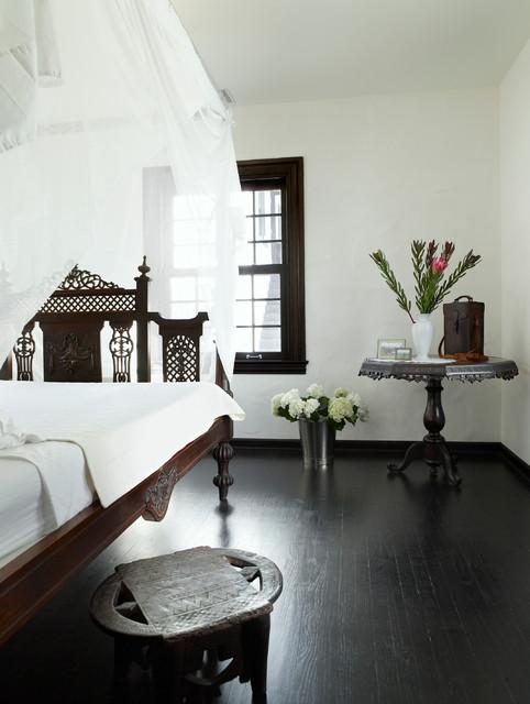 Cape Dutch House mediterranean-bedroom