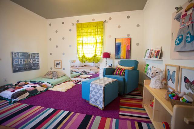 MONTESSORI NURSERY Eclectic Nursery San Diego By