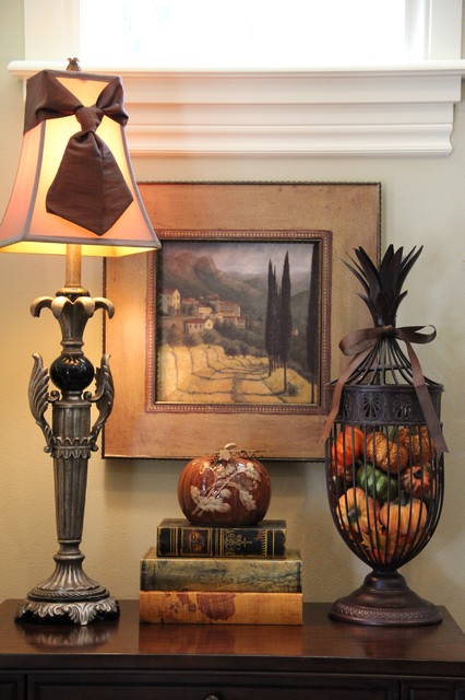 Fall DecorTuscan Style