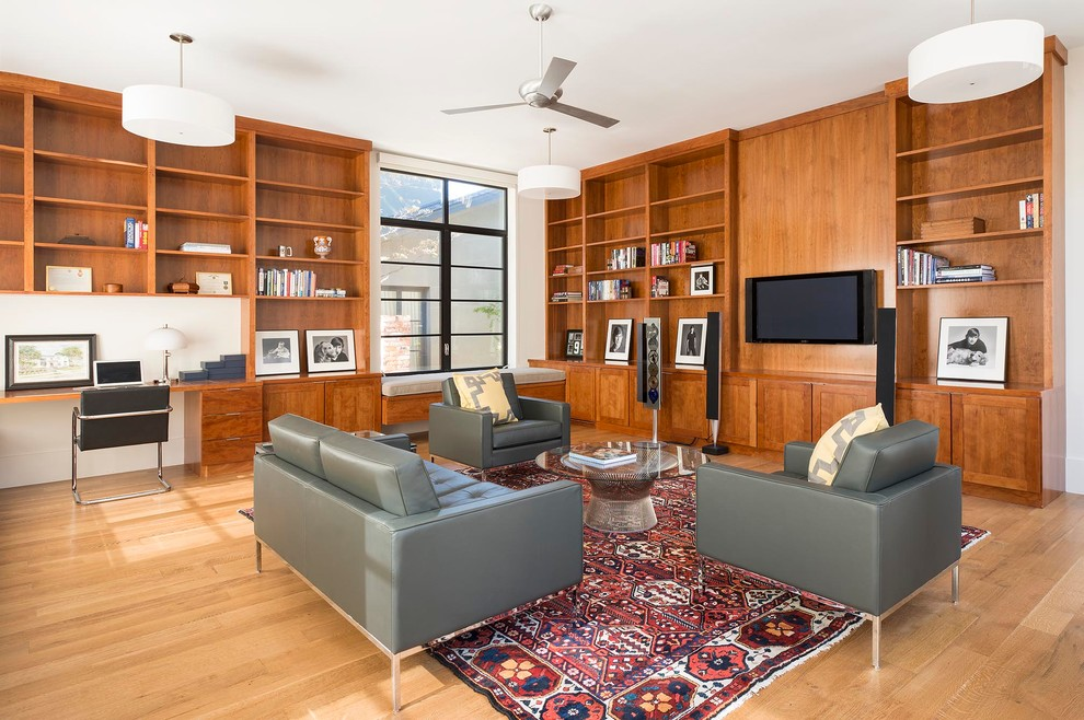 HP01 - Modern - Home Office - Dallas - by Ellen Grasso ...