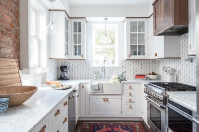 Where Should You Start and Stop Your Backsplash?