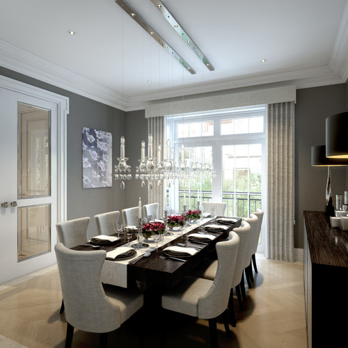 Image Result For Luxury Dining Room Chairs