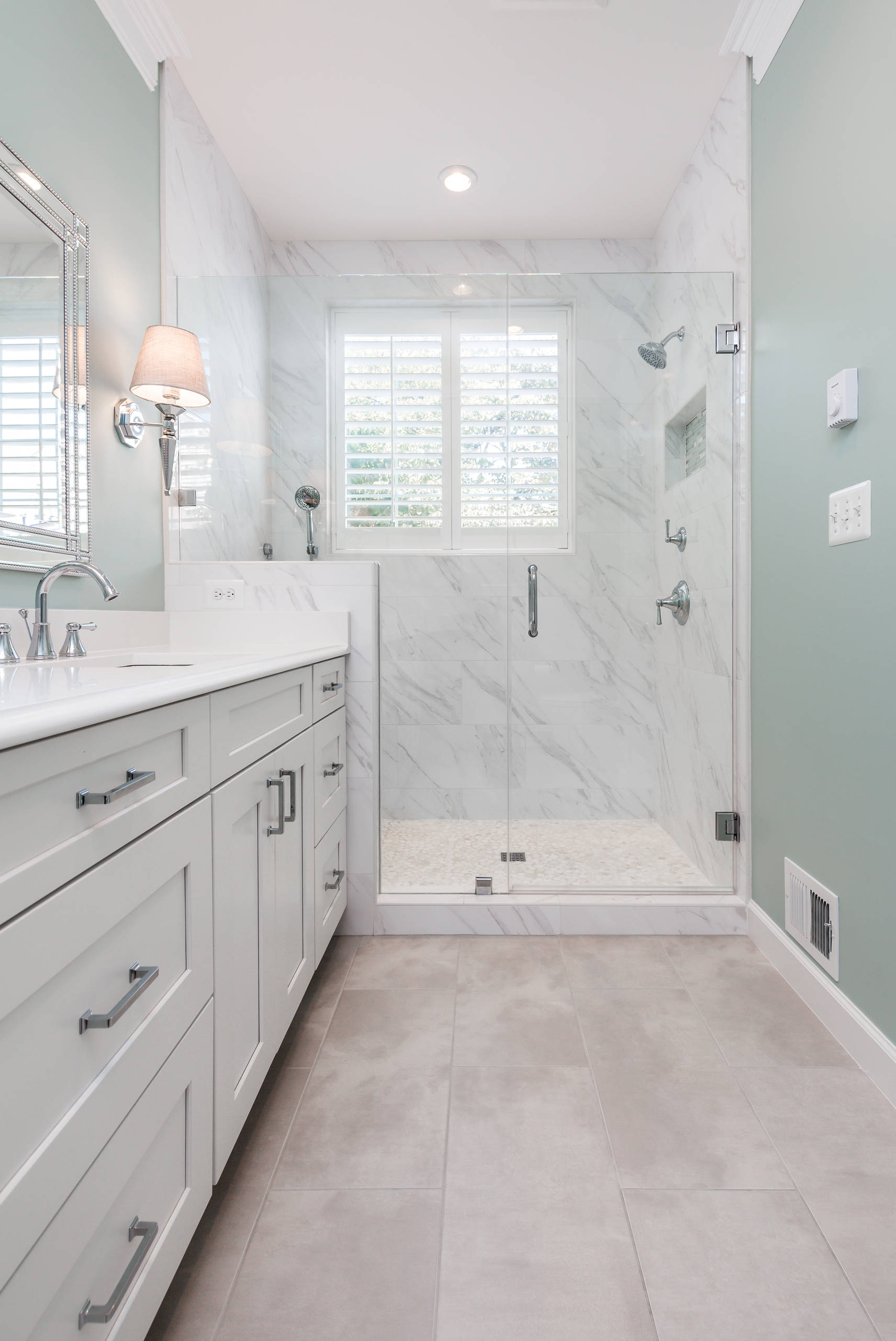 75 Beautiful Small Master Bathroom Pictures Ideas October 2020 Houzz