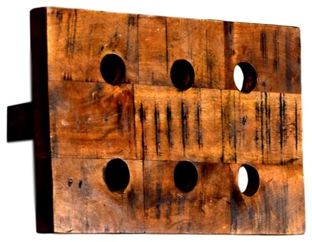 brick mold wine rack hanging wine rack