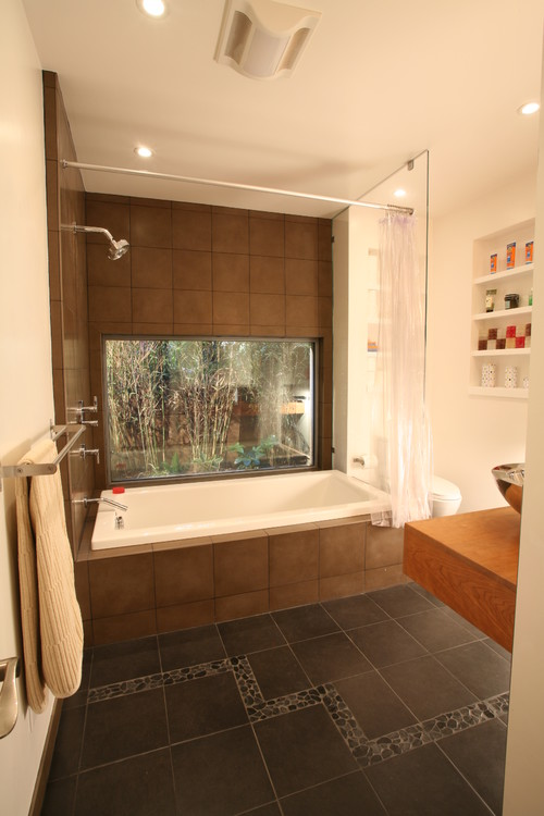Drop In Tub Shower Combo