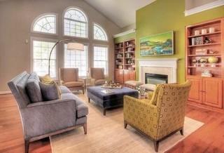 Moses Design Group And At Home Albuquerque Interior