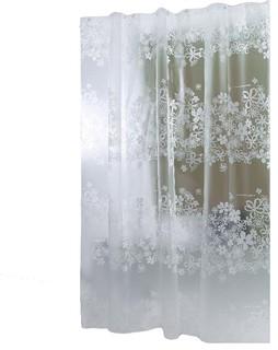 transparent shower curtain modern design peva 180x180cm contemporary shower curtains by blancho bedding houzz